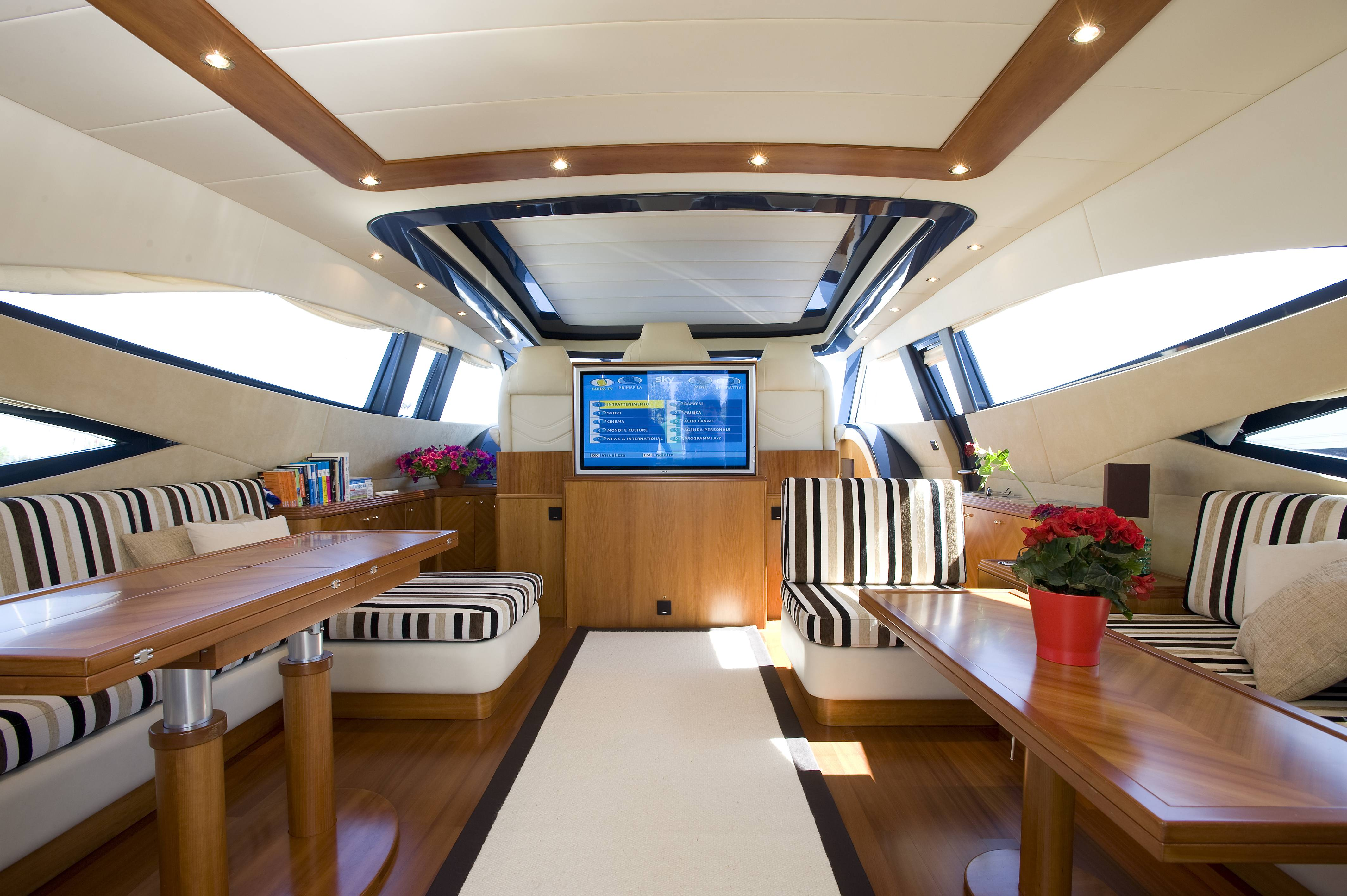 Boat Layout Design The Design And Exterior Layout