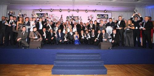 Final UIM World Champions group pictures.Photo by Paolo Maggi