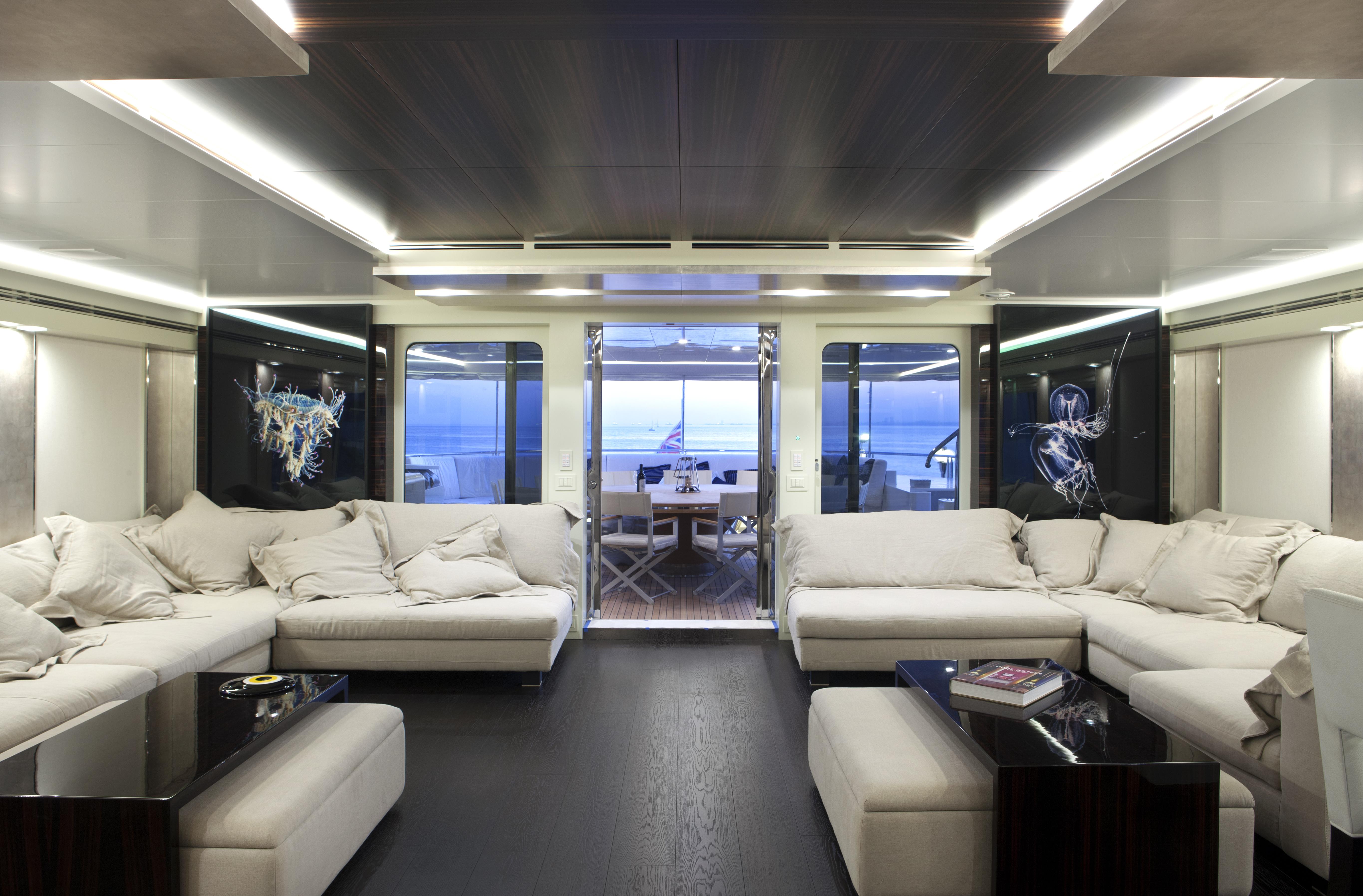 Luxury superyacht keyla interior by hot lab luxury yacht charter - My_keyla_hotlab_18giu2013_1326