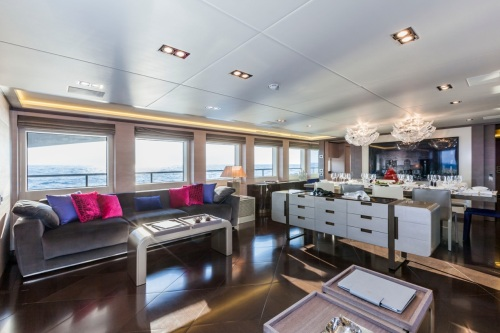 BENETTI PANTHERA-Main salon